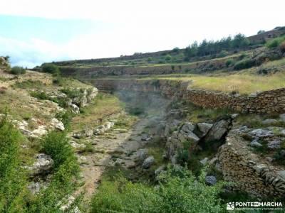 Comarca Maestrazgo-Teruel;excursion de un dia senderismo por soria sierras de albacete